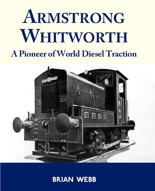Armstrong Whitworth: A World Diesel Pioneer