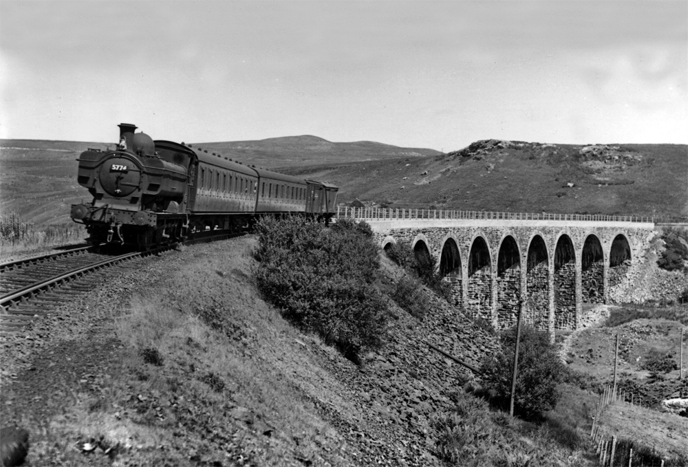 L8382 samp2 - Sixty years since the last train to Cwm Prysor #2