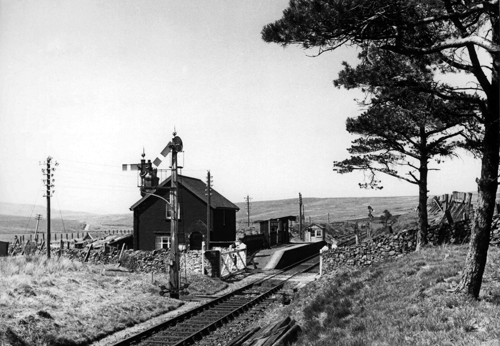 L8474 samp2 - Sixty years since the last train to Cwm Prysor #2