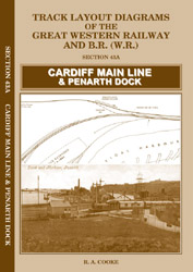 43A CARDIFF MAIN LINE & PENARTH DOCK: