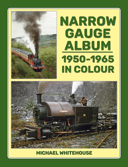 Narrow Gauge Railways Books Section