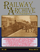 Railway Archive Journal